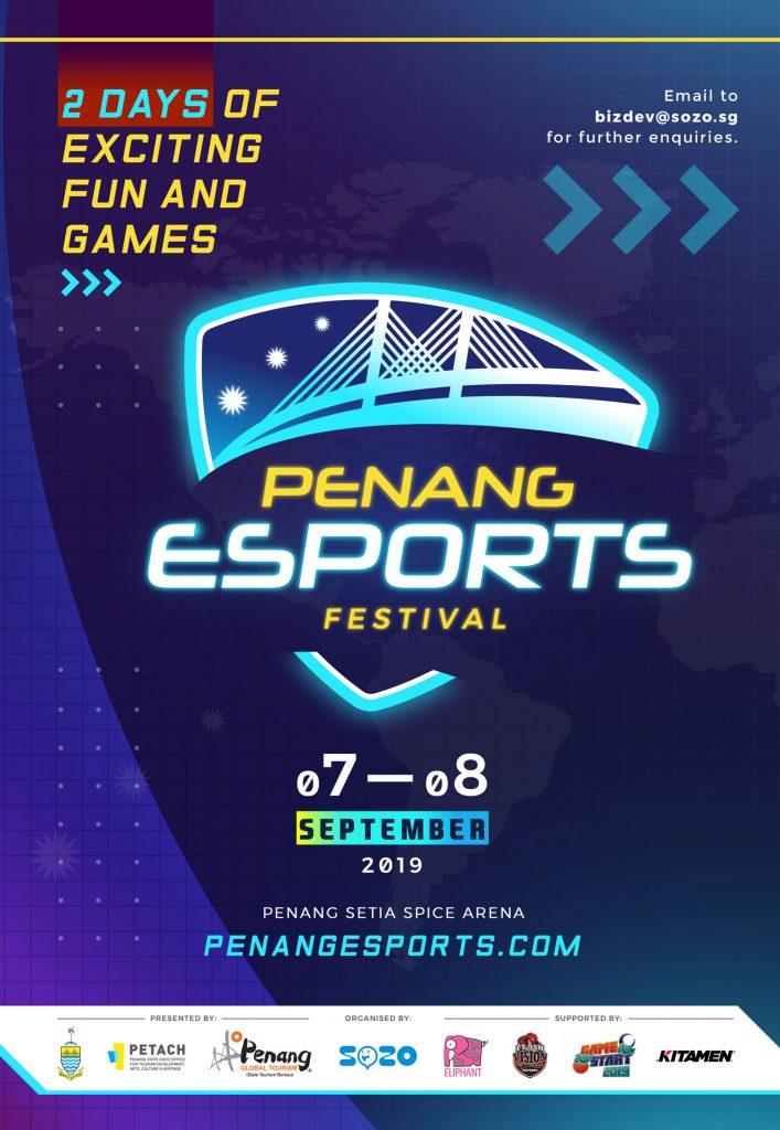 Penang Esports Festival 2019 - SOZO